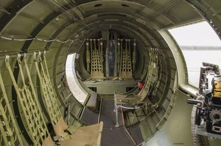 B-17 Cargo Area