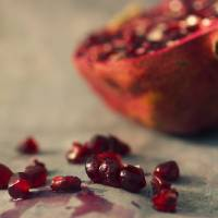 Pomegranate Art Prints & Posters by Judy Stalus