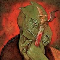 Dragon Blood by Greg Simanson