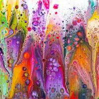 Effervescence Art Prints & Posters by LaWatha Wisehart