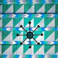 largepatternblu Art Prints & Posters by Anthony Berta