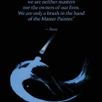 The Master Painter Poster by I.M. Spadecaller