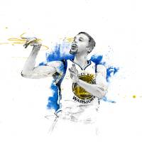 Steph Art Prints & Posters by Mike Orduña