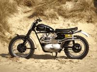 The Steve McQueen Desert Sled