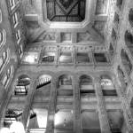 Historic Minneapolis City Hall and Courthouse BW 1 Prints & Posters