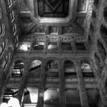 Historic Minneapolis City Hall and Courthouse BW 2 Prints & Posters