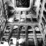 Historic Minneapolis City Hall and Courthouse BW 3 Prints & Posters