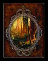 Fairy Tale Redwoods Poster