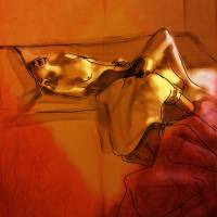 Orange Liqueur Art Prints & Posters by Gene Clements