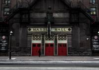 massey hall