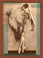 Toe Dancing Flapper