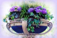 Bow Bridge Planter