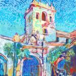House Of Hospitality Balboa Park San Diego by RD Riccoboni