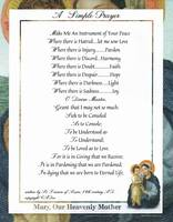 pope francis=st. francis simple prayer 11 2