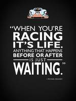 When Youre Racing Its Life
