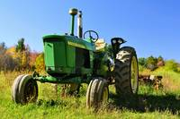 John Deere Autumn