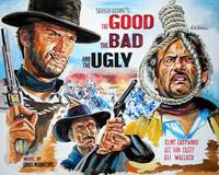 Clint Eastwood The Good The Bad & The Ugly