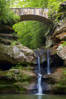 Old Man's Cave Waterfall by Cody York_N2Q1517