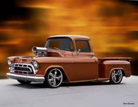 1957 Chevrolet Stepside Pickup II