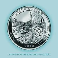 Grand Canyon, Arizona - Portrait Coin 60