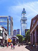 Boston MA - Quincy Market
