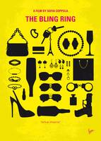 No784 My The Bling Ring minimal movie poster
