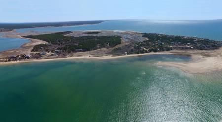 Lieutenant Island at Wellfleet, Cape Cod