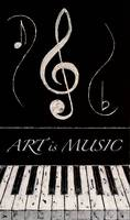 Art Is Music
