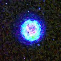 Abstract Nebulla with Galactic Cosmic Cloud 42 Sph
