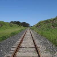 Abandoned Rail_1359 by Richard Thomas