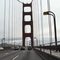 Golden Gate Bridge heading North_1669 by Richard Thomas