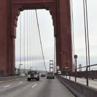 Golden Gate Bridge heading North_1670 by Richard Thomas