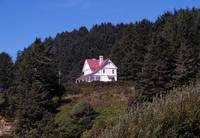 Heceta Head Lighthouse Keepers House 048
