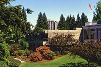 1984-5 UBC Campus 39 by Priscilla Turner