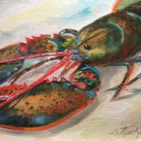 """""""live lobster"""" by Paintz"""