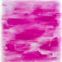 Hot Pink Abstract