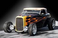 1932 Ford 'Flaming' Roadster I
