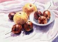 Passion Fruits and Pears 2