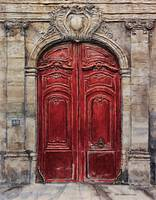 Parisian Door No. 49