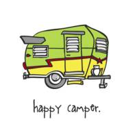 happy camper.