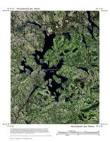 Imagemap of Moosehead Lake, Maine