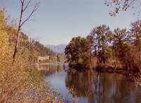 Saint Joe River, Idaho (1977)