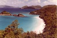 Trunk Bay, Saint John ... by Rick Catts