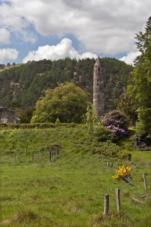 The Cloigtheach of Glendalough