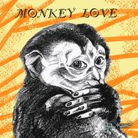 Monkey Love T-Shirt Color