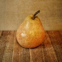 Pear on Cutting Board 3.0