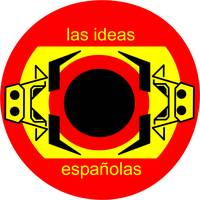 Cover to Spanish Songs called The Spanish Ideas