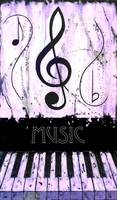 Music 15 Purple