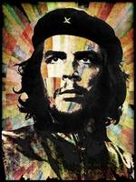 Che Guevara Revolution Gold