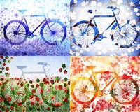 Bicycles For All Seasons by Irina Sztukowski